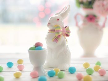 pretty easter table decor ideas 3