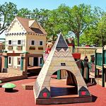 BEST Playgrounds in DFW to Take Your Kids