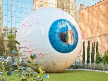 fun frugal giant eyeball dallas