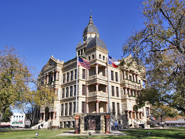 DENTON COURTHOUSE ON THE SQUARE MUSEUM