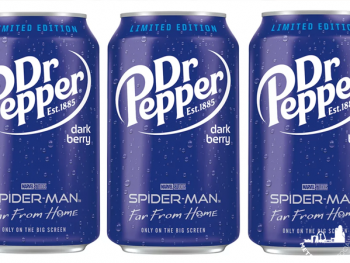 DR PEPPER DARK BERRY FLAVOR