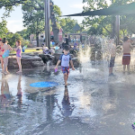 Flower Mound's Super Fun Splash Pad Just Opened for Summer and You Gotta Take Your Kids