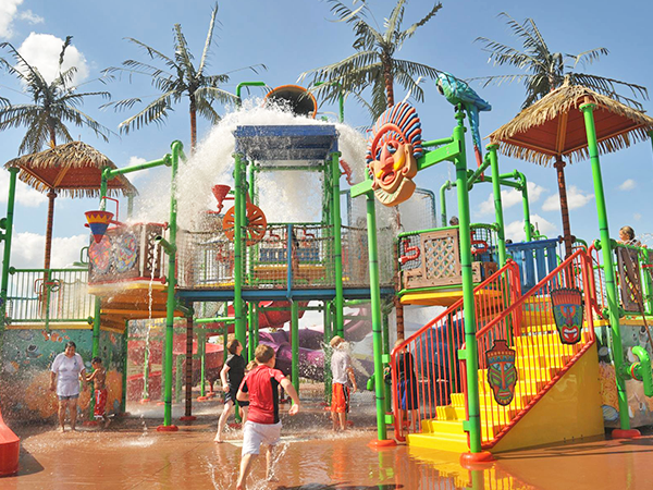 HAWAIIAN FALLS DFW