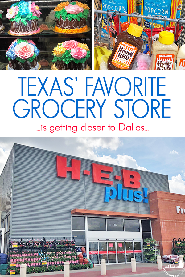 HEB PLUS BURLESON TX HUDSON OAKS FORT WORTH 2