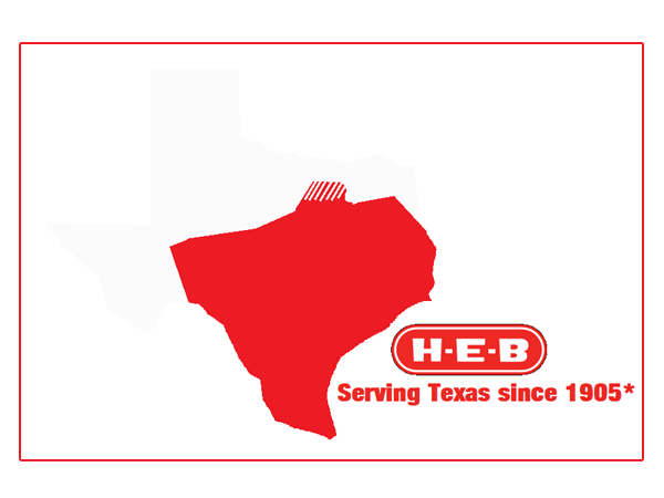 HEB SERVING TEXAS 1905 DFW MEME