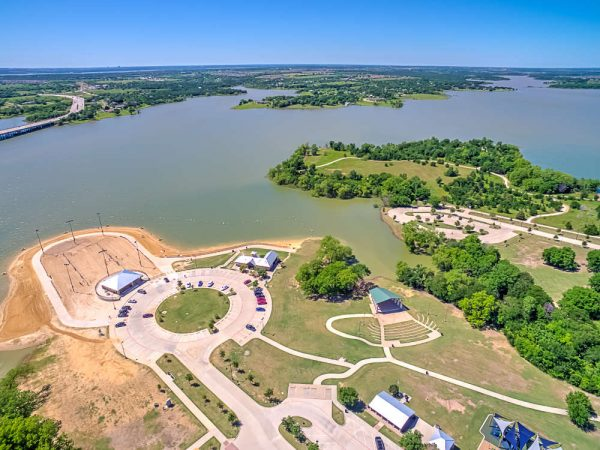 LITTLE ELM BEACH PARK SANDY LAKE LEWISVILLE