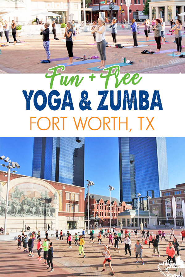 YOGA ZUMBA FORT WORTH TX