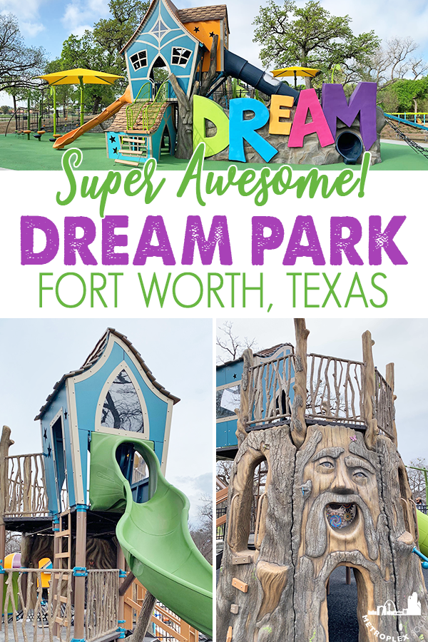 dream park playground fort worth tx