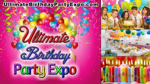 Ultimate Birthday Party Expo DFW Kid's Directory @ Richardson Civic Center