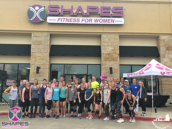 SHAPES FITNESS FOR WOMEN FLOWER MOUND 2019