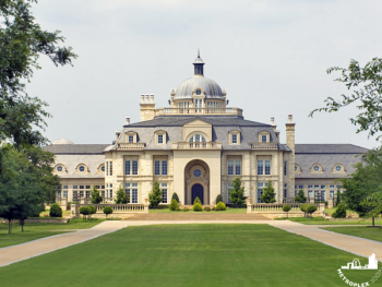 champ d'or hickory creek dallas mansion 2
