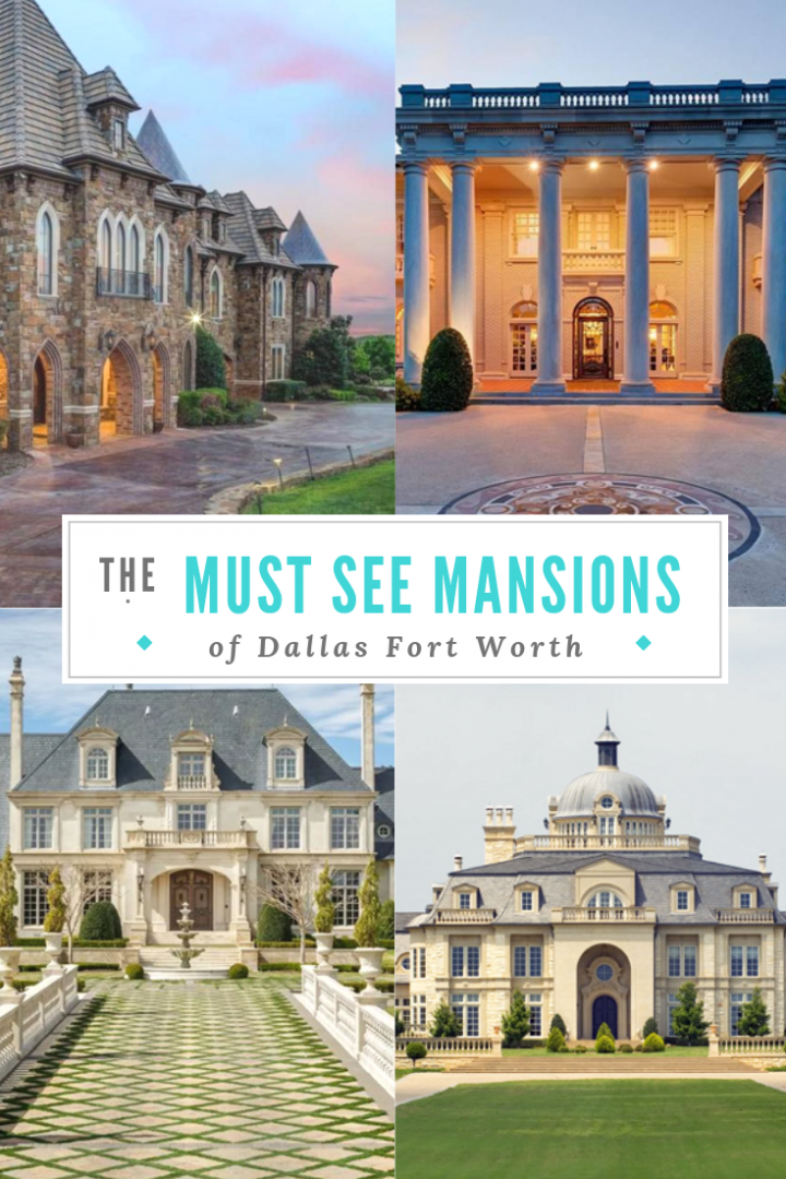 Over 25 Stunning Photos of Mansions You Must See In Dallas
