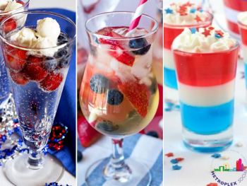 patriotic party drink ideas july 4th RECIPES fi