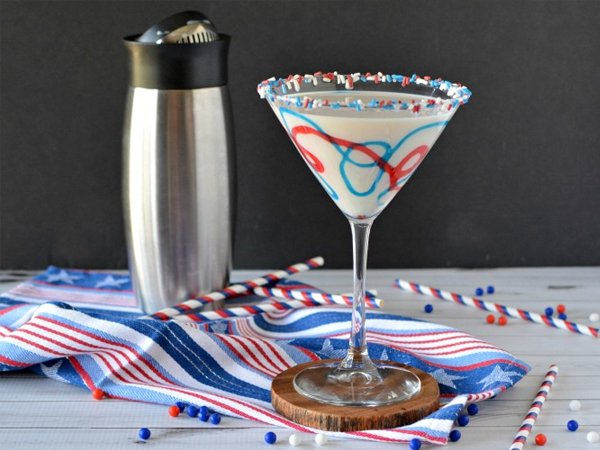 patriotic party drink ideas patriotic cocktails red white blue chocolate martini