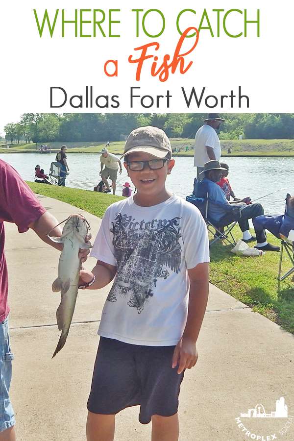 where to go fishing in dfw pin
