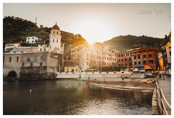 Cinque Terre Italy, Laura Tye Photography