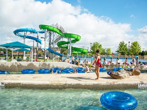 frog pond water park farmers branch tx