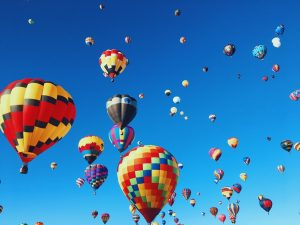 32nd Annual Highland Village Lions Balloon Festival