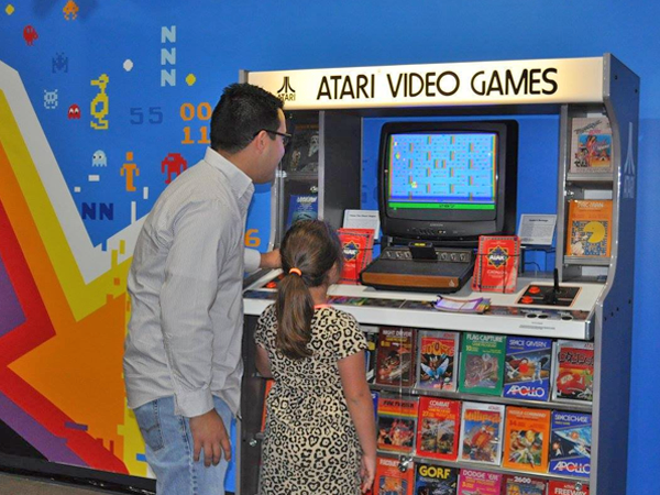 national video game museum frisco texas dallas places to go kids