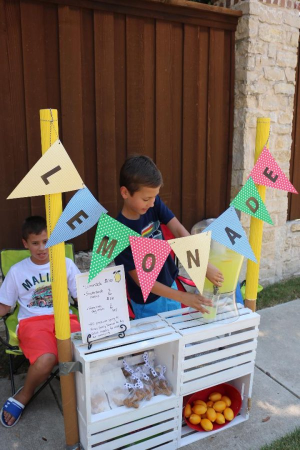 lemonade stand things to do in dallas