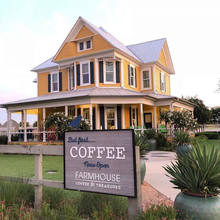 farmhouse coffee treasures argyle texas