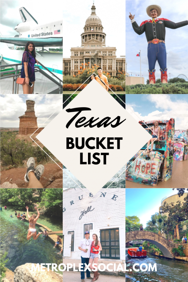 places in texas bucket list 1