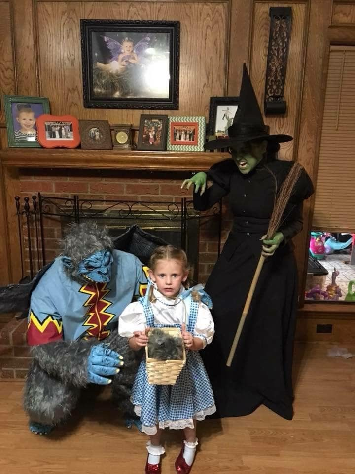 Wizard of Oz family Halloween