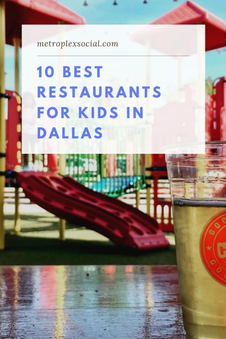 10 Best Kid Friendly Restaurants In
