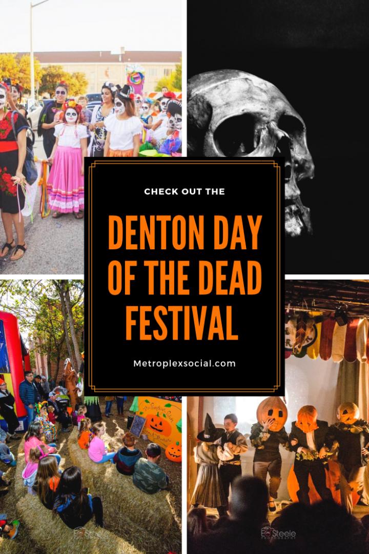 Denton day of the dead fest