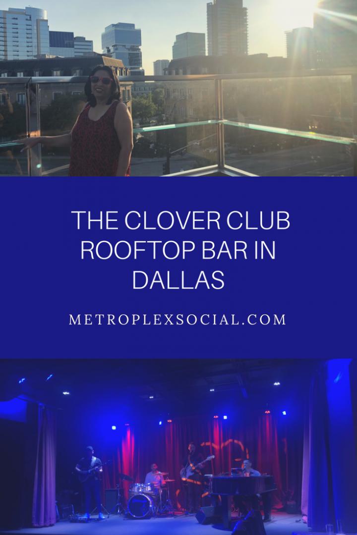 Rooftop bar Dallas