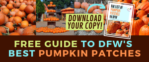 best pumpkin patches in dfw north texas free