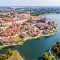 This Hidden Croatian Village in McKinney TX Will Make You Feel Like You're In Europe