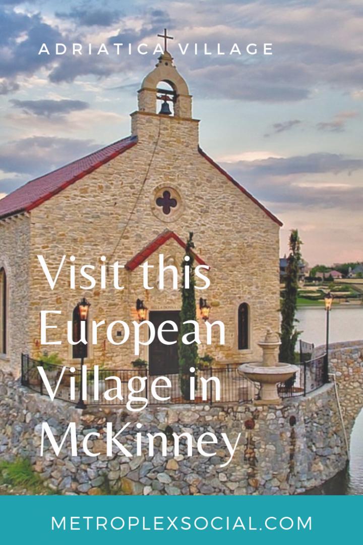 adriatica village mckinney tx