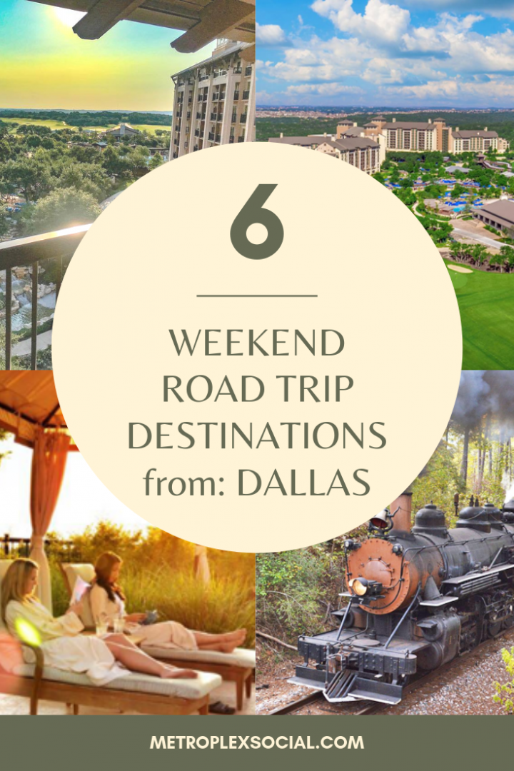 dallas day trip destinations