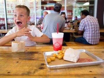 dallas kid friendly restaurants