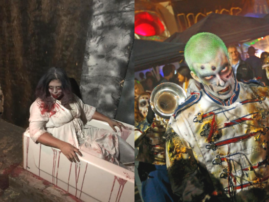 haunted houses in dallas