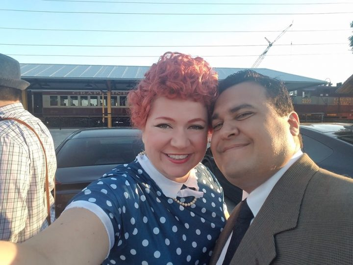 i love lucy couples costume idea