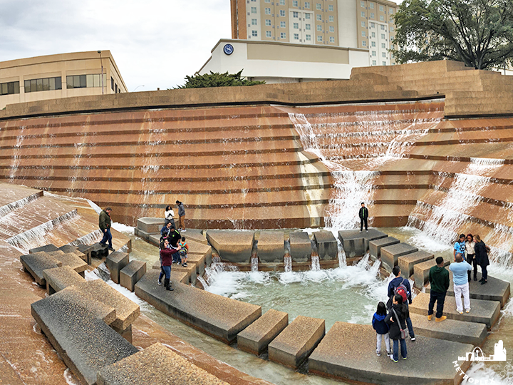 fort worth water gardens 1