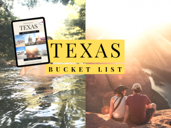 texas travel guide bucket list state