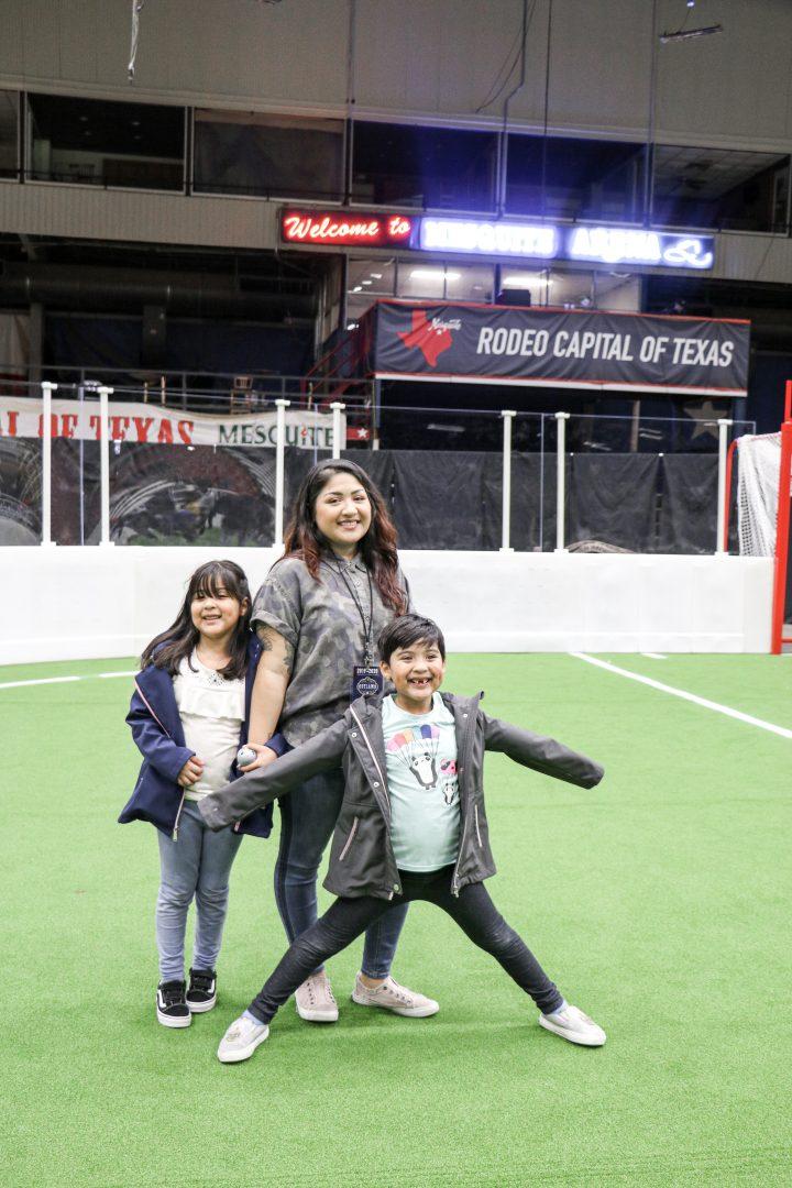 Indoor soccer Dallas