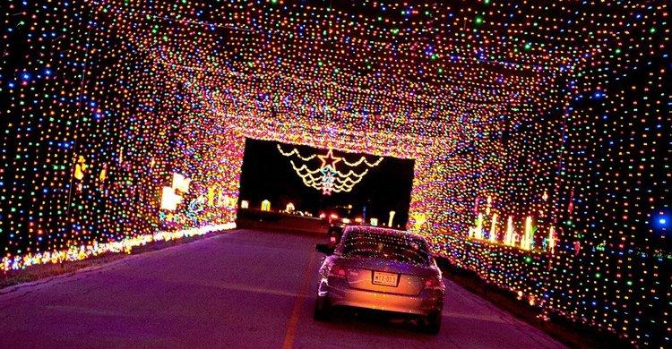 Prairie Lights in Grand Prairie-