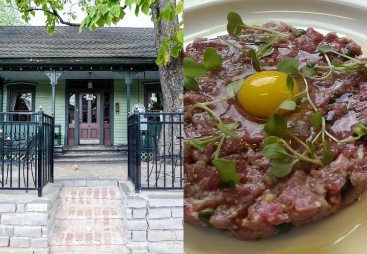 bowen house uptown dallas weird restaurants