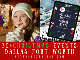 christmas events in dallas fort worth 2
