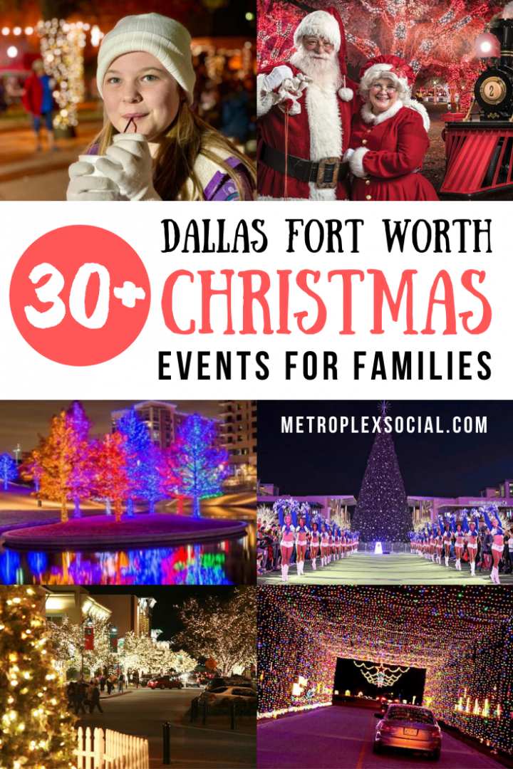 Christmas Events In Dallas Fort Worth
