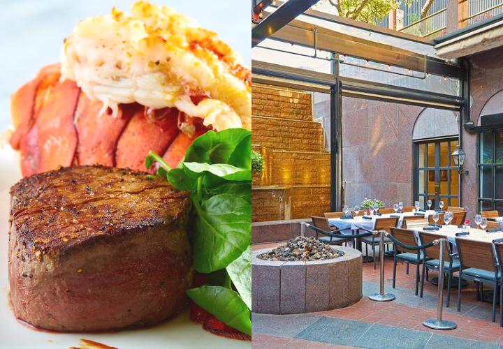 dakotas steakhouse dallas weird restaurants