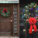 holiday wreath ideas dallas