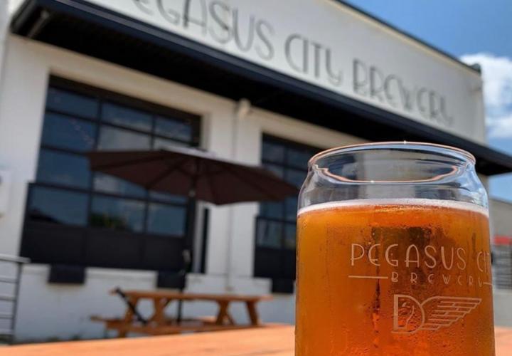 pegasus city brewery dallas