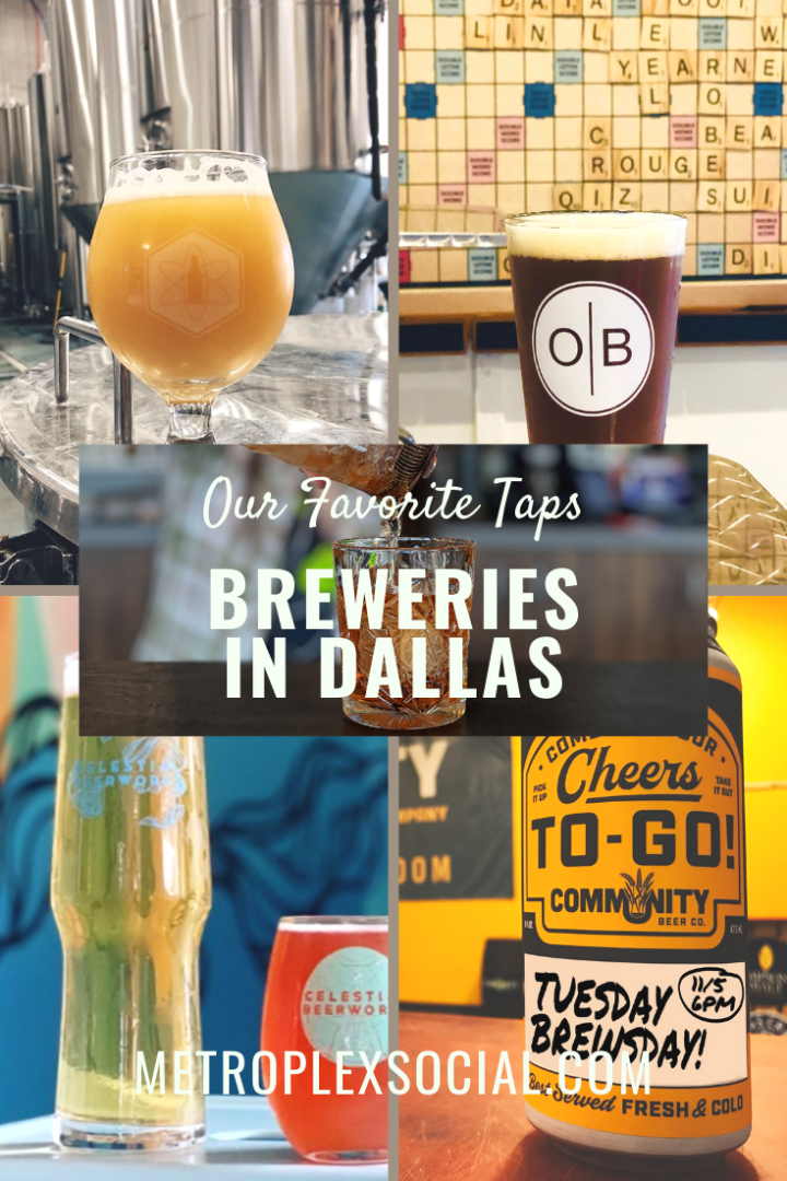 top breweries in dallas 2