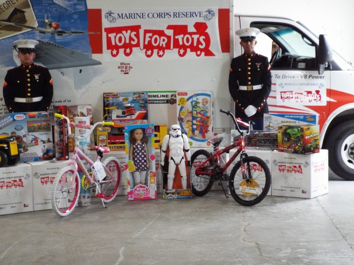 toys for tots dfw dallas