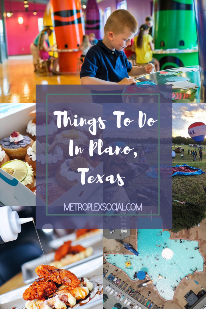 Things to do in dfw